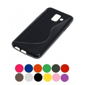 OTB - TPU Case for Samsung Galaxy A6 (2018) - Samsung phone cases - ON5164-CB