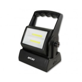 arcas, Arcas 6W 2x COB LEDs flood light with 240 lumens powered by 3x D batteries, Flashlights, BS146