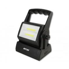 arcas - Arcas 6W 2x COB LEDs flood light with 240 lumens powered by 3x D batteries - Flashlights - BS146