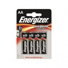 Energizer Alkaline Power LR6 / AA / R6 / MN 1500 1.5V battery