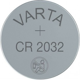 Varta - VARTA CR2032 3v lithium button cell battery - Button cells - BS159-CB www.NedRo.us
