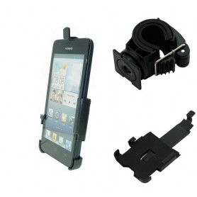 Haicom, Haicom bicycle phone holder for Huawei Ascend P6 HI-288, Bicycle phone holder, ON5187-SET