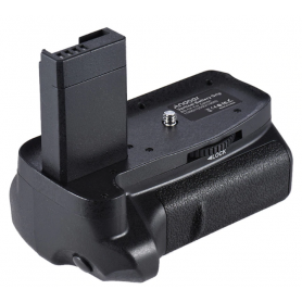 NedRo - Battery Grip compatible with Canon EOS 1100D 1200D 1300D / Rebel T3 T5 T6 DSLR - Canon photo-video chargers - AL1103 ...
