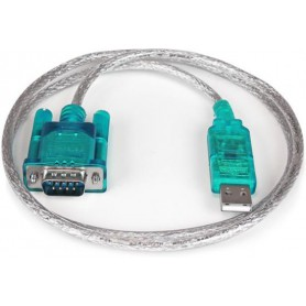 NedRo - USB to Serial RS-232 9-pol - RS 232 RS232 adapters - AL1013 www.NedRo.us