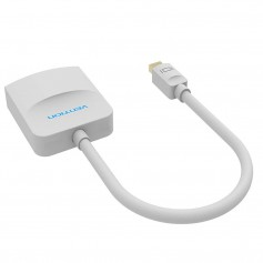 Vention - Mini Displayport Male to VGA Female Adapter Converter - DVI and DisplayPort adapters - V064