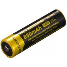 NITECORE - Nitecore NL1485 14500 850mah 3.7V Li-ion rechargeable battery - Other formats - MF002-CB