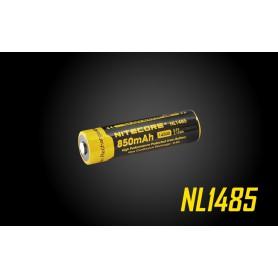 NITECORE - Nitecore NL1485 14500 850mah 3.7V Li-ion rechargeable battery - Other formats - MF002-CB www.NedRo.us