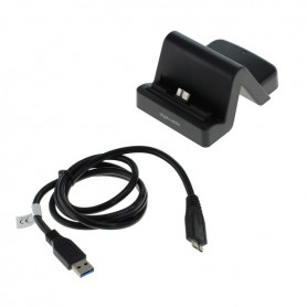 OTB - Digibuddy USB Dockingstation 1401 for Samsung incl. connection cable MICRO-USB-3.0 - Ac charger - ON1790