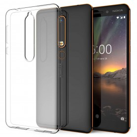 OTB, TPU Case for Nokia 6 (2018), Nokia phone cases, ON4896, EtronixCenter.com