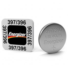 Energizer - Energizer Watch Battery 396/397 30mAh 1.55V - Button cells - BS182-CB