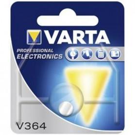 Varta - Varta Watch Battery V364 20mAh 1.55V - Button cells - BS183-CB www.NedRo.us