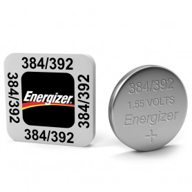 Energizer, Energizer Watch Battery 384/392 1.55V, Button cells, BS198-CB
