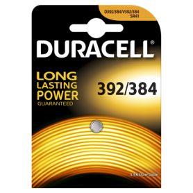 Duracell - Duracell Watch Battery 392-384/G3/SR41W 1.5V 41mAh - Button cells - BS207-CB