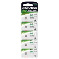 Camelion Silver Oxide SR41W/392 1.55V Watch Battery