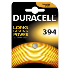 Duracell - Duracell Watch Battery D394 SR936SW 1.5V - Button cells - BS210-CB