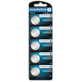 EverActive - everActive CR2032 battery 225mAh 3V - Button cells - BL053-CB