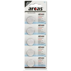 Arcas battery CR2032 3V Litium