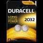 Duracell - Duracell CR2032 3V lithium battery - Button cells - BS222-CB