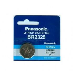 Panasonic - Panasonic Professional BR2325 / CR2325 P135 165mAh 3V battery - Button cells - BL034-CB www.NedRo.us
