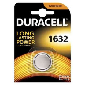Duracell - Duracell CR1632 125mAh 3V Lithium battery - Button cells - BS231-CB