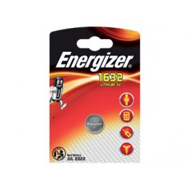 Energizer - Energizer CR1632 125mAh 3V Lithium battery - Button cells - BS232-CB
