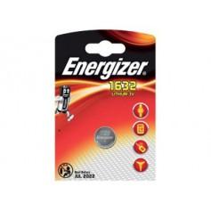 Energizer - Energizer CR1632 125mAh 3V Lithium battery - Button cells - BS232-CB