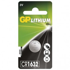 GP CR1632 125mAh 3V Lithium battery