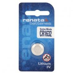 Renata, Renata CR1632 137mAh 3V Lithium battery, Button cells, NK388-CB
