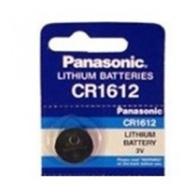 Panasonic - Panasonic Professional CR1612 P041 40mAh 3V battery - Button cells - BL036-CB