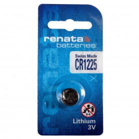 Renata - Renata BR1225 CR1225 P183 48mAh 3V battery - Button cells - NK389-CB