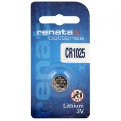 Renata CR1025 30mAh 3V battery
