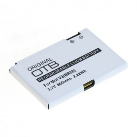OTB, Battery for Motorola BR50 3.7V 600mAh Li-ion, Motorola phone batteries, ON6070