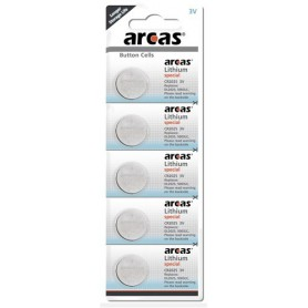 arcas - Arcas CR2025 165mAh 3V battery - Button cells - BS243-CB