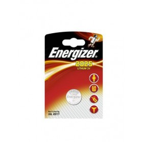Energizer - Energizer CR2025 3v lithium button cell battery - Button cells - BS246-CB