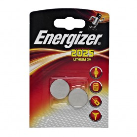 Energizer - Energizer CR2025 3v lithium button cell battery - Button cells - BL117-CB
