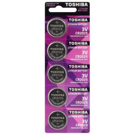 Toshiba, Toshiba CR2025 3v lithium button cell battery, Button cells, BL278-CB