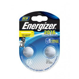 Energizer, Battery Energizer CR2016 6016 90mAh 3V, Button cells, BL280-CB