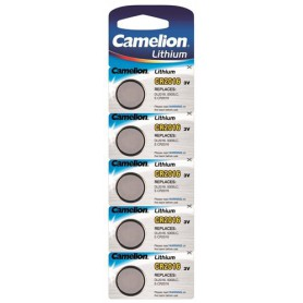 Camelion - Battery Camelion CR2016 6016 90mAh 3V - Button cells - BS253-CB