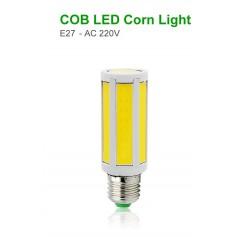 7W E27 24 LED`s COB LED Corn Bulb