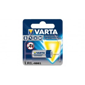 Varta - Varta Battery Professional Electronics Lady LR1 4001 - Other formats - BS260-CB www.NedRo.us