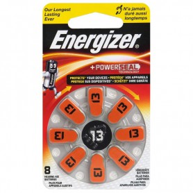 Energizer 13 / PR48 1.45V Hearing Aid Battery