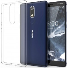 OTB, TPU Case for Nokia 5.1, Nokia phone cases, ON6085