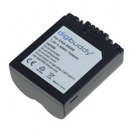 OTB - Battery for Panasonic CGR-S006 750mAh - Panasonic photo-video batteries - ON1867 www.NedRo.us