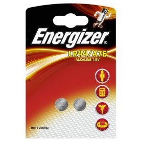 Energizer - Energizer G13 / LR44 / A76 1.5V button cell battery - Button cells - BS272-CB