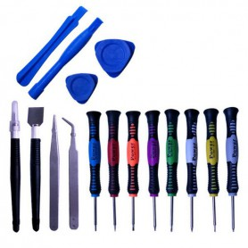 OTB - Tool set 16x for Smartphones Tablets MacBooks - Screwdrivers - AL1041