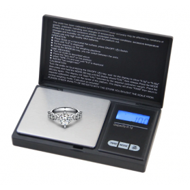 NedRo - 500g / 0,1g Digital Waagen Schmuck Balance g / oz / ozt / dwt / ct / tl - Digital scales - AL1043