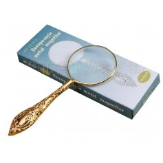 NedRo - 47mm 5x-Zoom Magnifier with handle - Magnifiers microscopes - AL1048