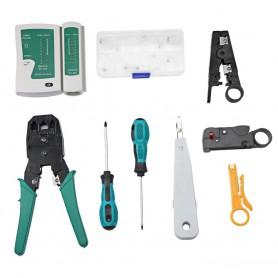 unbranded, 11in1 Tool Set Computer Network Repair Tool Kit, Network Tools, AL1056