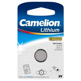 Camelion - Camelion CR1616 lithium button cell battery - Button cells - BS289-CB