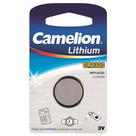 Camelion - Camelion CR2320 lithium battery - Button cells - BS295-CB